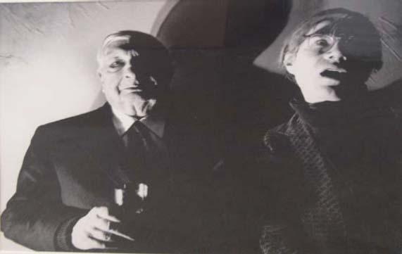 DeChirico-Warhol