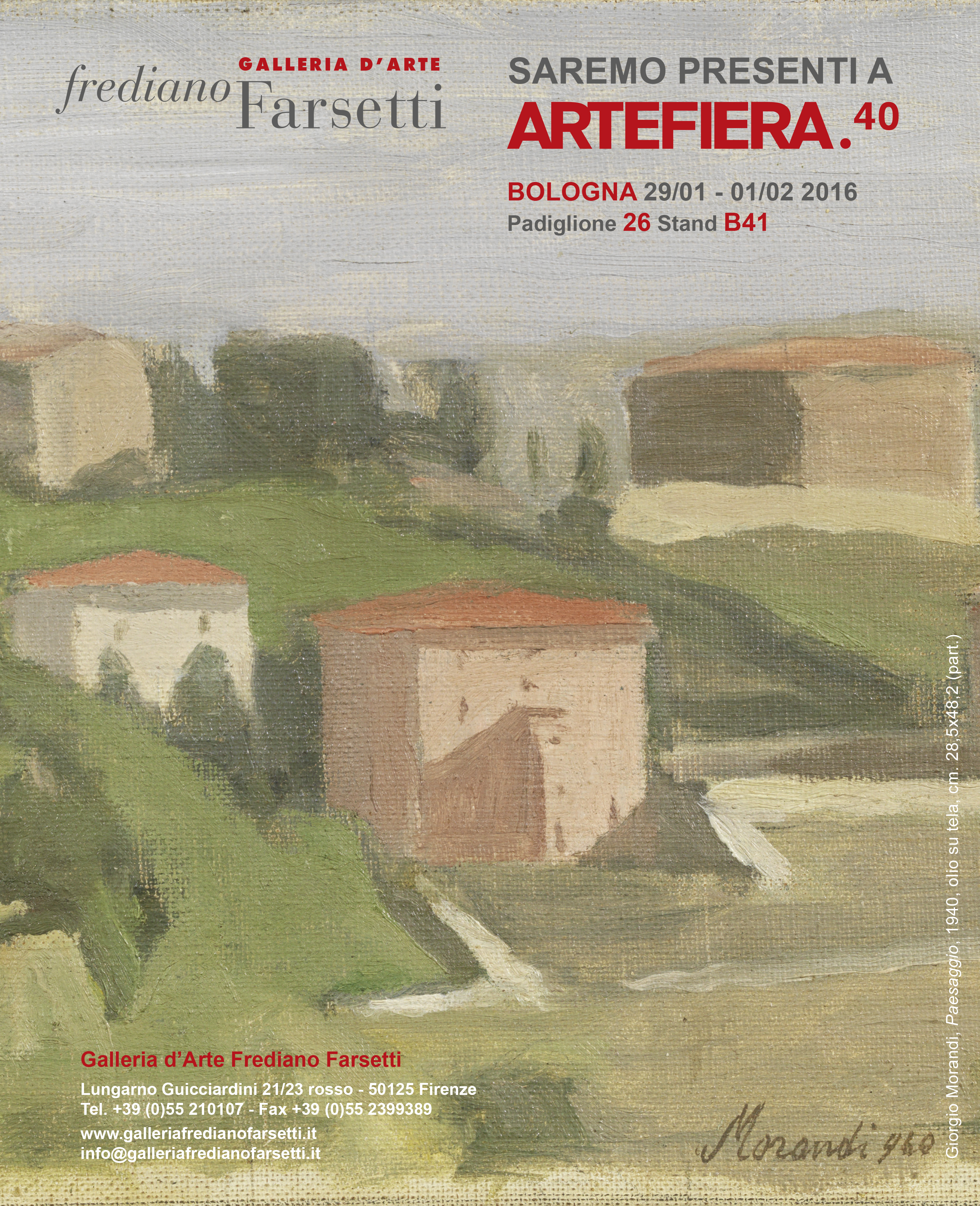 Artefiera 2016